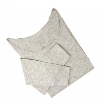 DOODERM - Tee shirt femme apaisant sensation seconde peau pour les peaux sujettes à eczéma ou psoriasis - taille M