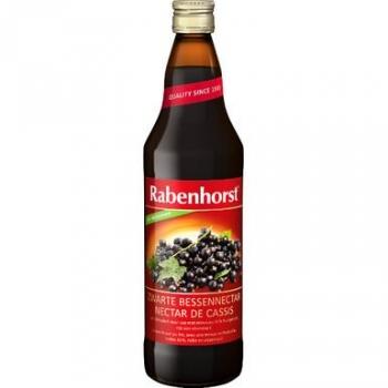 Nectar de cassis 75cl - RABENHORST