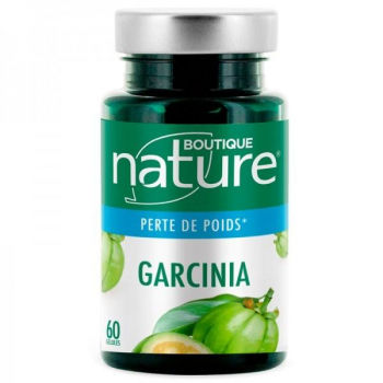 Garcinia - 60 gélules - Boutiqaue Nature