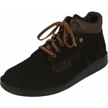 FINN COMFORT Boots Classic Noir talon 12 mm chaussant large