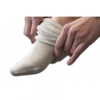 DOODERM - Chaussettes apaisantes pour les peaux sujettes à eczéma ou psoriasis