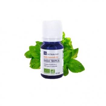 Huile Essentielle Basilic Tropical - 10ml - Ad Naturam