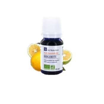 Huile Essentielle Bergamote - 10ml - AD NATURAM