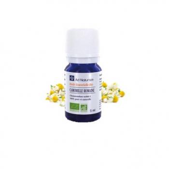 Huile Essentielle Camomille Romaine - 5ml - Ad Naturam