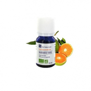 Huile Essentielle Mandarine Verte - 10ml - AD NATURAM