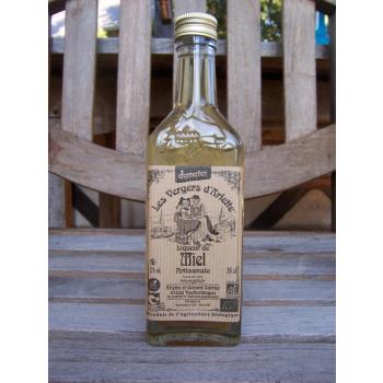 Liqueur de Miel de nos vergers 35cl 32%
