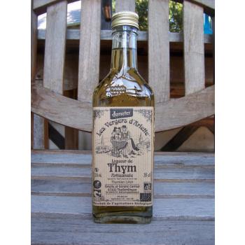 Liqueur de THYM artisanale 35 cl 32%