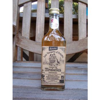 Liqueur de Mirabelles à l'ancienne 35 cl 32%