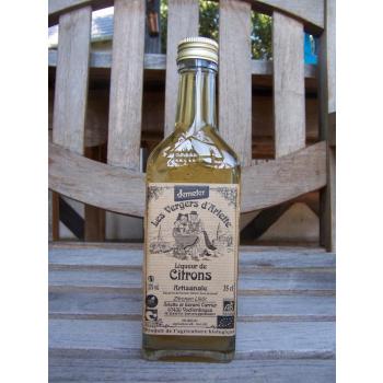 Liqueur de Citron artisanale  35cl 32%