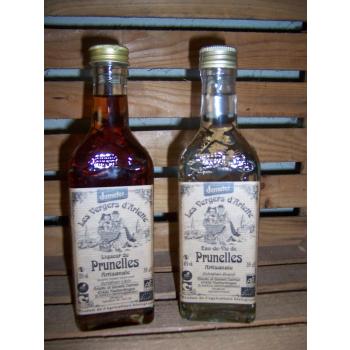 Liqueur de PRUNELLES artisanale 35cl 32%