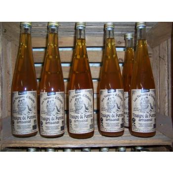 Vinaigre de pommes artisanal 70cl