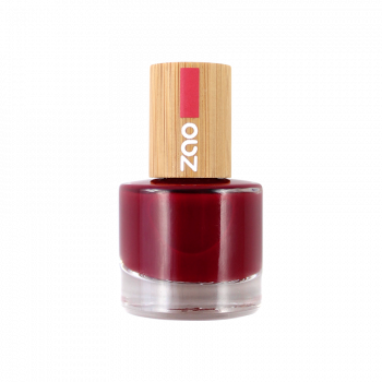Vernis à ongles : 668 Rouge passion