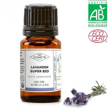 Huile essentielle de Lavandin super Haute Provence BIO