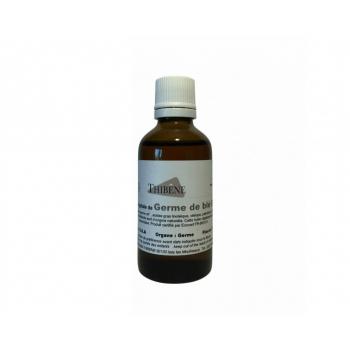 Huile végétale de Germe de Blé Bio 100ml