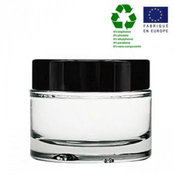 Pot en verre vide - 50 ml