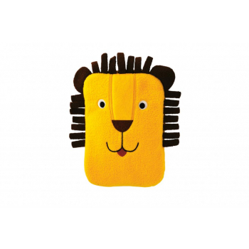 Mini bouillotte Lion