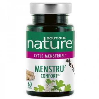 Menstru'confort - 60 gélules - Boutique Nature