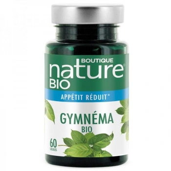 GYMNEMA BIO -  60 gelules - Boutique Nature