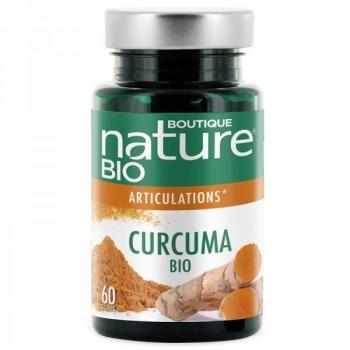 Curcuma Poivre noir BIO - 60 gélules - Boutique Nature