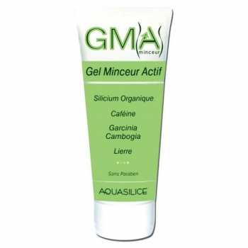 GMA - Gel minceur actif 200ml - Aquasilice GMA