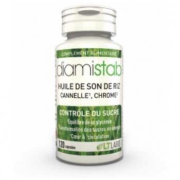 Diamistab - LT Labo - 120 Gélules
