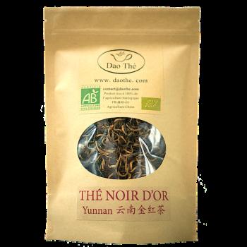 Dao'Thé Noir d'Or Bio