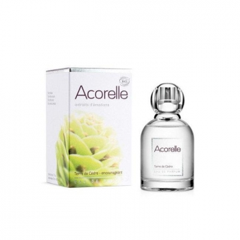ACORELLE - Eau de Parfum Bio Terre de Cèdre 50ml