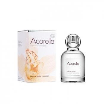 ACORELLE - Eau de parfum bio Fleur de vanille 50ml - Rassurante