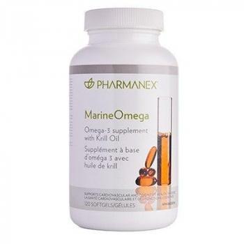 Nu skin Pharmanex Marine Omega complément alimentaire riche en acides gras oméga-3
