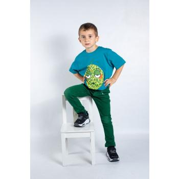 KY-KAS t-shirt enfants coton bio col rond (corossol)