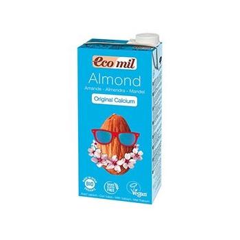 Lait Amandes-Calcium 1L Bio - Ecomil
