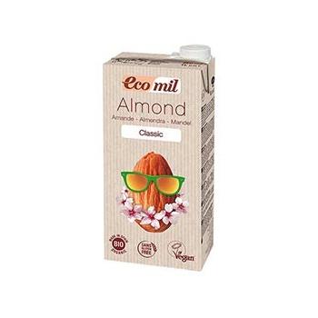 Lait d'Amandes Classic 1L Bio - Ecomil