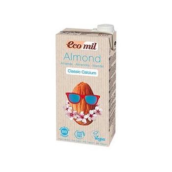 Lait d'Amandes-Calcium Classic 1L Bio - Ecomil