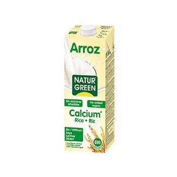 Boisson Riz-Calcium Nature 1L Bio - Naturgreen