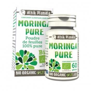 Moringa Pure BIO - LT Labo - 60 Gélules