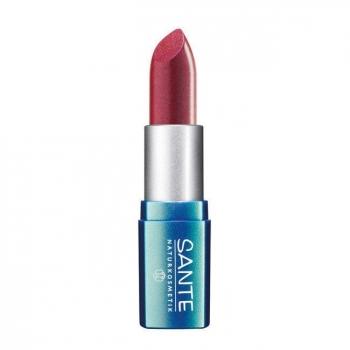 SANTE NATURKOSMETIK - Rouge à Lèvres bio n°22 Soft red 4,5g