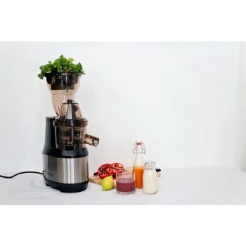 Extracteur de jus CARBEL GG Premium Inox - Fruits entiers