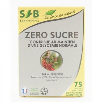 Berberine - Zéro sucre - 75 gélules - SFB