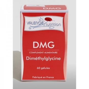 DMG - Diméthylglycine - 60 gélules - VALENCIE NUTRITION