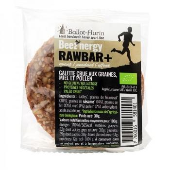 Beez'nergy stick rawbar + Bio - 1 galette - BALLOT-FLURIN