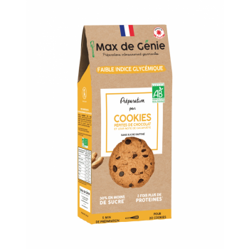 Préparation BIO pour Cookies - 320 g