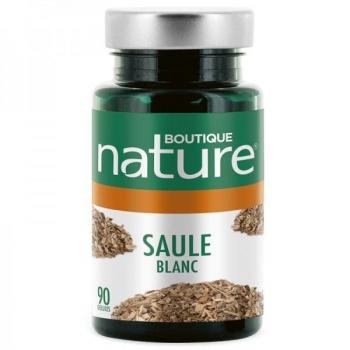 Saule blanc - 90 gélules - Boutique Nature .