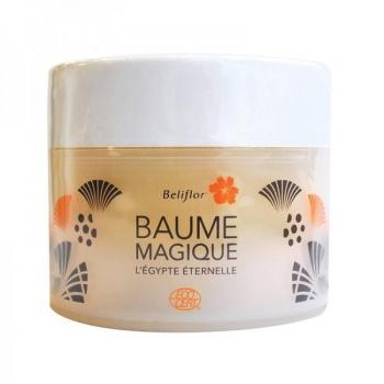 Baume Magique Bio - soin visage , corps et cheveux - 100 ml - Beliflor .