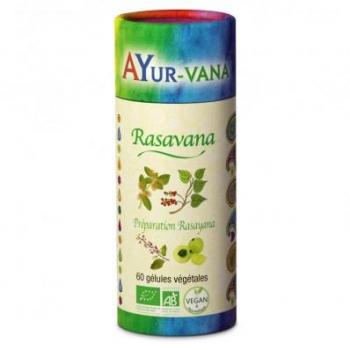 Rasavana Bio - 60 gélules - Ayur-vana