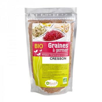 Graines à germer - Cresson BIO - 200 G - De Bardo .