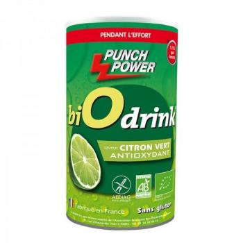 Bio Drink Antioxydant Bio - citron vert - 500 g - Punch Power