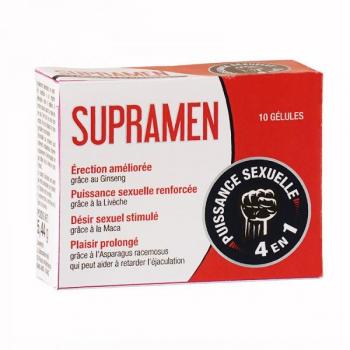 Supramen - Performance Sex - 10 gélules - Labophyto