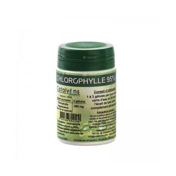 Chlorophylle Magnésienne - 60 gélules - Catalyons .