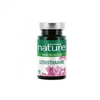 Lithothamne - 90 gélules - Boutique Nature
