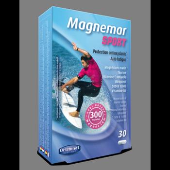 Magnemar Sport - Orthonat - 30 gélules